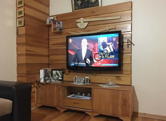 Ahşap Tv  Ünitesi 1